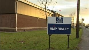 Investigation after prisoner dies in fire at Warrington's HMP Risley