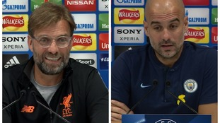 Liverpool vs Manchester City: managers promise an 'interesting' game