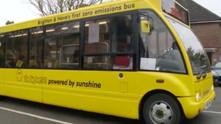 Are solar buses the transport of the future?