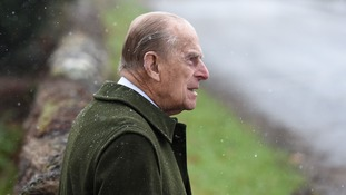 Prince Philip's hip operation to involve general anaesthetic