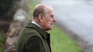 Prince Philip has been suffering hip pain for some time.
