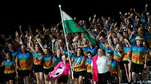 Team Wales shirt design splits opinion on social media during Commonwealth Games opening ceremony