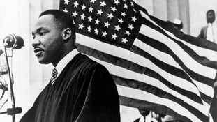 Events across US mark 50th anniversary of assassination of civil rights leader Martin Luther King
