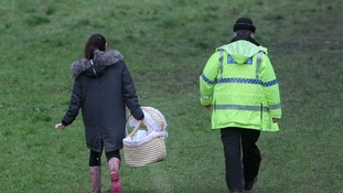 Appeal for information on mother of baby found dead in field
