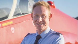 Football match in memory of Red Arrows engineer