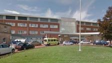 Cumberland Infirmary in Carlisle