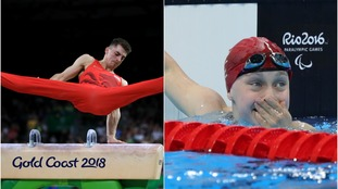 Region's Commonwealth Games stars win gold on opening day