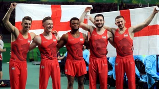 Gold rush for England at the Commonwealth Games