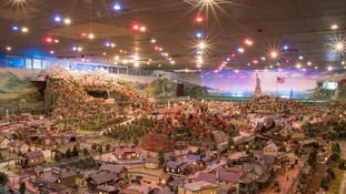 'The world's greatest miniature village' up for sale