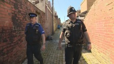 Shildon burglaries
