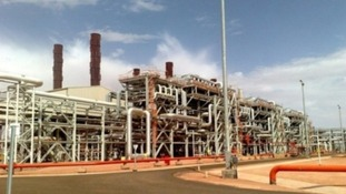 gas plant in In Amenas