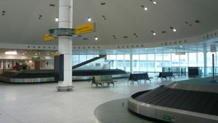 Baggage carousels are also being sold.