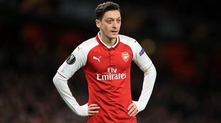 Arsene Wenger hails Mesut Ozil performance following Arsenal rout