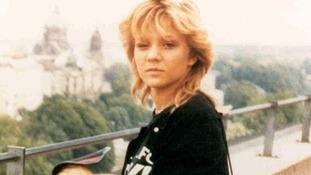 18-year-old Inga Maria Hauser
