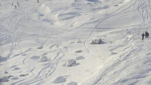 British snowboarder dies after falling head-first into snow in resort of Meribel