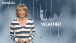Emma Jesson with the latest weather forecast