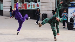 New scheme to encourage boys to take up dance hits Leeds' streets