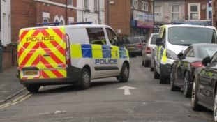 Police have been carrying out house to house calls earlier today.