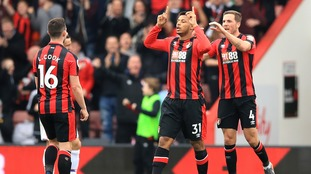 Bournemouth's late leveller keeps Crystal Palace mired in relegation trouble