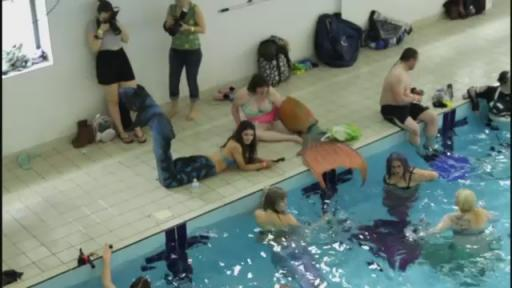 Mermaid Fans Gather For Convention In Walthamstow London Itv News