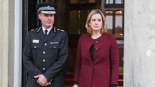 Amber Rudd will deliver the government's new strategy for tackling violent crime.