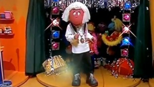 The BBC's show 'Tweenies', featuring a Jimmy Savile lookalike.