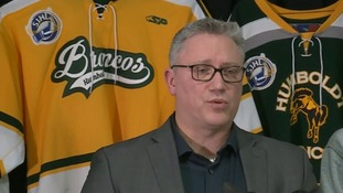 Humboldt Broncos president Kevin Garinger said the team family was in shock.