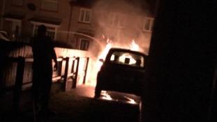 Derry arson attack