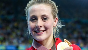 Gold medal for Bath's Siobhan-Marie O'Connor