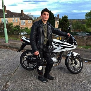 Jake Page, 19, died following a crash in Sudbury