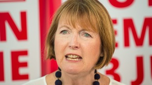 Harriet Harman tweeted, saying she had received a written apology from the Tory MP and accepted it.
