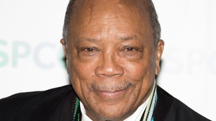 Quincy Jones plans London gig to celebrate 85th birthday