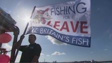 fishing protest