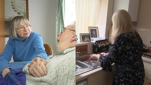 Unpaid carers are struggling to cope.