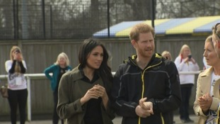 Cornish charity to receive donations on behalf of Prince Harry and Meghan Markle