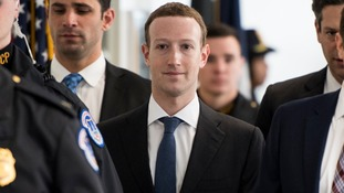 Facebook CEO Mark Zuckerberg 'sorry' as affected users set to be notified of data sharing