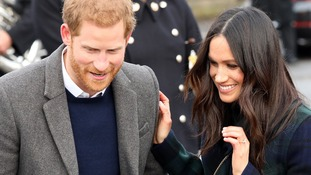Royal wedding invite for Dumfries charity worker