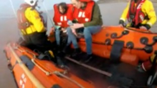 Urgent warning after Birnbeck Island rescues