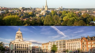 Norwich teams up with Nottingham to host global gathering of Cities of Literature