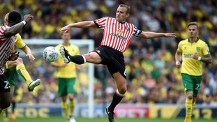 Norwich City lost 3-1 to Sunderland at Carrow Road earlier this season.