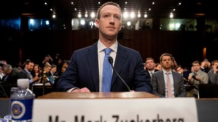 Mark Zuckerberg says his own personal data was sold to third parties in Facebook scandal hearing