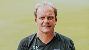 Bryan Klug will take charge at Ipswich Town for the rest of the season