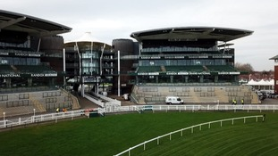 The meeting starts at Aintree Racecourse