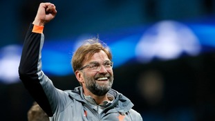 Liverpool's Jurgen Klopp hailed Man City as the best team in the world in the wake of his side's Champions League win