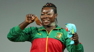 Cameroon have won one medal so far at the Commonwealth Games in weightlifting through Clementine Meukeugni Noumbissi.