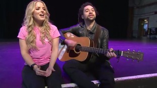 The Shires prepare for tour of the South