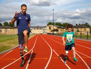 Rio was inspired by the London Paralympics
