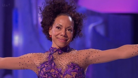 Baroness Oona King has becomesthe latest celebrity to leave Dancing on Ice