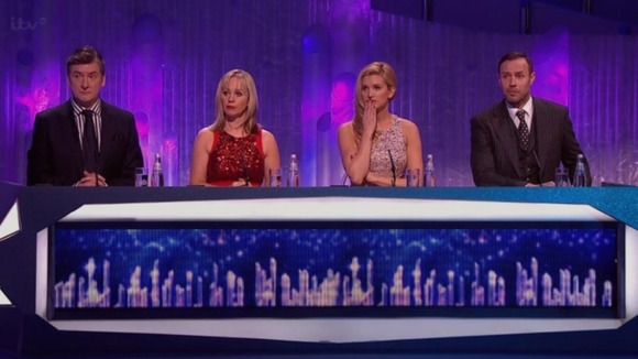 The judges were also shocked by the dramatic turn of events