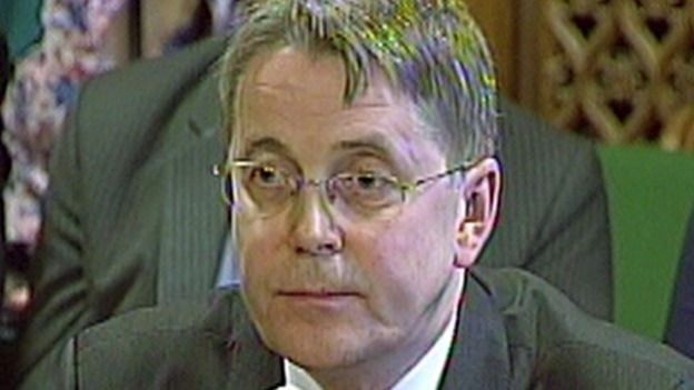 Sir Jeremy Heywood Plebgate